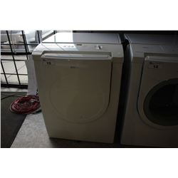 WHITE BOSCH NEXXT FRONT-LOADING DRYER (MODEL WTMC3300UC/01)