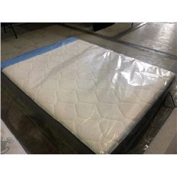 QUEEN SERTA BEAUTYREST PILLOWTOP MATTRESS