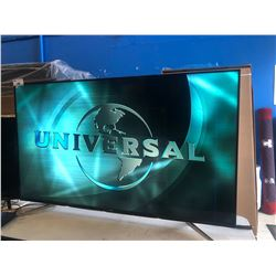 "75"" SAMSUNG 1080P SMART TV  (MODEL UN75H6350) LINE IN SCREEN"
