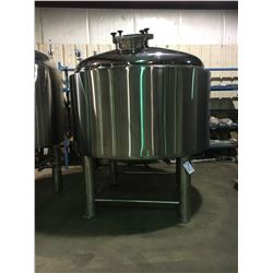 2017 DAEYOO 25BBL STAINLESS STEEL WHIRLPOOL BREW KETTLE