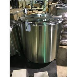 2017 DAEYOO 300L STAINLESS STEEL HOT WATER TANK