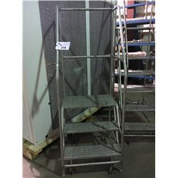 3' MOBILE WAREHOUSE STAIRS