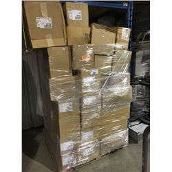 PALLET OF ASSORTED ABS PIPE FITTINGS & ADAPTERS