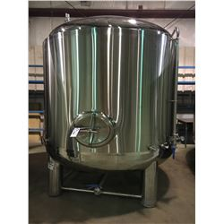 2017 DAEYOO 50BBL STAINLESS STEEL BRIGHT BEER STORAGE TANK