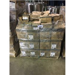PALLET OF SMITH-COOPER ASSORTED BLACK MALLEABLE IRON FITTINGS