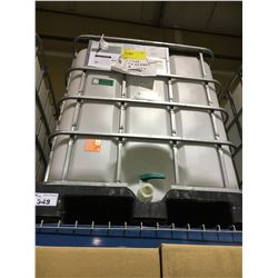 GCUBE FOOD GRADE 1000L LIQUID STORAGE / TRANSPORT PALLET
