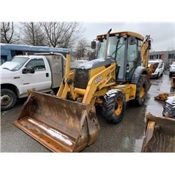 2005 JOHN DEERE 410G, BACKHOE, YELLOW, VIN # T0410GX942914
