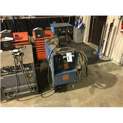 MILLER CP - 300 CONSTANT VOLTAGE DC ARC WELDING POWER SOURCE WITH MILLERMATIC S - 52E WIRE FEEDER
