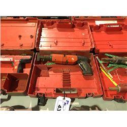 HILTI DX400 STUD GUN