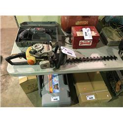 ECHO HC-1500 GAS POWER HEDGE TRIMMER