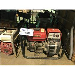 HONDA EZ1800 GAS POWERED GENERATOR