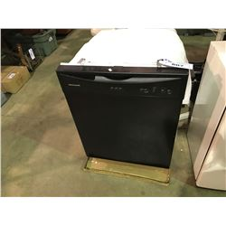BLACK FRIGIDAIRE FFBD2406NB9B DISHWASHER