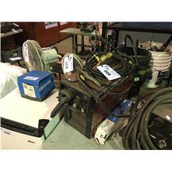 CENTURY 130AMP GASLESS PORTABLE MIG WELDER