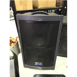 PORTABLE ELECTRONIC PA SPEAKER SYSTEM