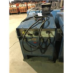 MILLER SRH - 333 DC ARC WELDING POWER SOURCE WITH MILLER RHC - 3 REMOTE HAND CONTROL