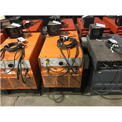 ACKLANDS DR - 300DC DC ARC WELDING POWER SOURCE WITH MILLER RHC - 3 REMOTE HAND CONTROL