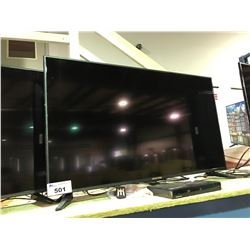 """SCEPTRE 50"""" LED TELEVISION WITH REMOTE"""