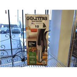 GOURMIA IMMERSION SOUS VIDE POD WITH TIMER