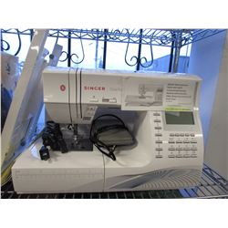 SINGER 9960 QUANTUM STYLIST SEWING MACHINE