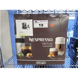DELONGHI NESPRESSO VERTUO COFFEE MAKER
