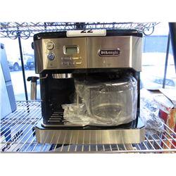 DELONGHI COFFEE CENTER MACHINE