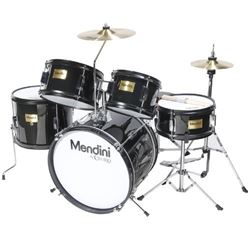 MENDINI JUNIOR DRUM SET BY CECILIO