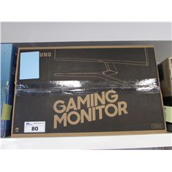 SAMSUNG GAMING MONITOR MODEL CJG52