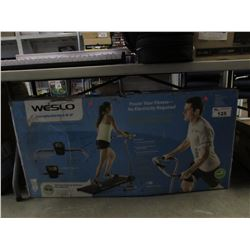 WESLO CARDIO STRIDE 4.0 EXERCISE MACHINE