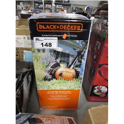 BLACK & DECKER 12-AMP 2-IN-1 LANDSCAPE EDGE & TRENCHER