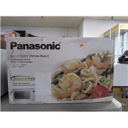 PANASONIC 2.2 CU FT NN-ST966W MICROWAVE