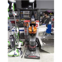 HOOVER WIND TUNNEL 2 REWIND BAGLESS UPRIGHT VAC