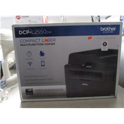 BROTHER DCP-L2550DW COMPACT LASER COPIER