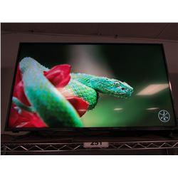 "HISENSE 43"" HDTV MODEL 43H6080E (SCRATCHED SCREEN)"