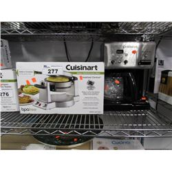 CUISINART BREAKFAST CENTRAL & CUISINART COFFEE MAKER
