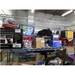 AUTOMOTIVE LIGHTS, SEAT COVERS, KEY REPLACEMENTS, HALOGEN HEADLAMP, ASSORTED MISC AUTOMOTIVE =