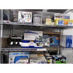 MONEY COUNTER, AUTO ADVANCE DIGITAL COIN SORTER, LASER CARTRIDGES, MOTOROLA WALKIE TALKIES, HIGH