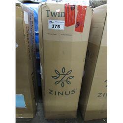 """ZINUS 4"""" TWIN TRI-FOLD MATTRESS"""