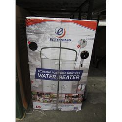 ECCOTEMP PORTABLE TANKLESS WATER HEATER