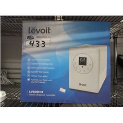 LEVOIT HYBRID ULTRASONIC HUMIDIFIER MODEL LV600HH