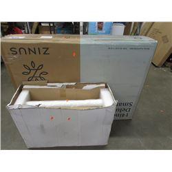 """ZINUS 14"""" DELUXE SMART BASE & UMBRA PILLAR COAT RACK"""
