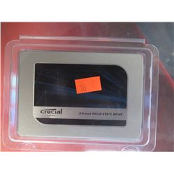 "CRUCIAL 2.5"" 500GB SOLID STATE DRIVE"