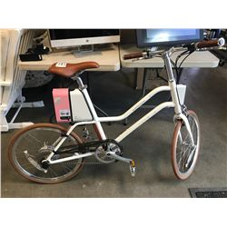 NEW LADIES ELECTRIC ASSIST  YUNBIKE C1