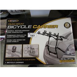TRUCK MOUNT BICYCLE CARRIER