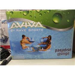 INFLATABLE AVIVA PARADISE LOUNGE CHAIR