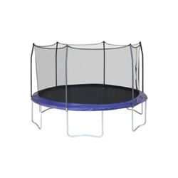 SKYWALKER 15' TRAMPOLINE WITH 6' ENCLOSURE COMBO