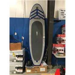UMAMISUP BY NEWPORT VESSELS STAND UP INFLATABLE PADDLE BOARD COMPLETE WITH PADDLE & ACCESSORIES
