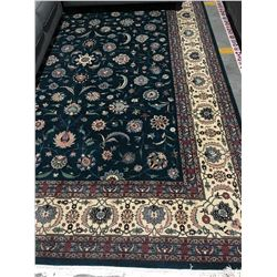 "TABRIZ - WOOL 12'2""X9'2"" PERSIAN AREA RUG (RETAIL VALUE $23,400.00)"