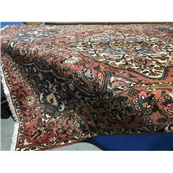 "BAKHTIAR - WOOL 10'X7'2"" PERSIAN AREA RUG (RETAIL VALUE $9,900.00)"