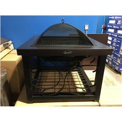 PARAMOUNT OUTDOOR WOOD BURNING FIRE PIT/GRILL