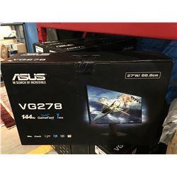 """ASUS VG278Q 27"""" GAMING MONITOR"""